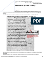 The Vacuum of Evidence for Pre-4th Century Christianity « History Hunters International