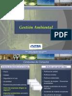 ITBA - Gestión Ambiental - 2010 I