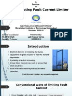 superconducting fault current limiter
