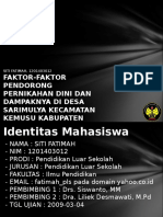 faktorfaktor_pendorong_pernika_1201403012.ppt