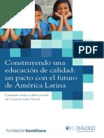 Construyendo una educación de calidad