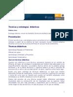 Tecnicas y Estrategias Didacticas (1)