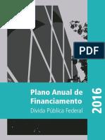 PAF 2016 Portugues