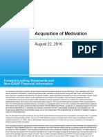 Medivation Presentation