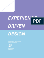 Experience-Driven Design course 2016