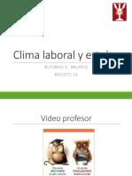 Clima Laboral y Estrés