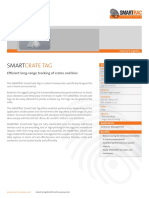 SMARTRAC Datasheet Crate Tag