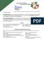 math 6 syllabus 16-17