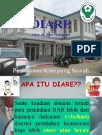 Diare Elita PKM