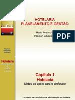 Gestão Hoteleira Cap. I