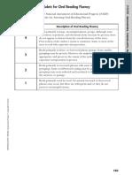 Ela-6-My Portfolio Anecdotal-summative Assessment 2-Oral Reading Fluency Rubric