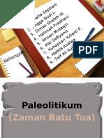 sejarahpaleolitikum