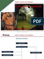VYD Unidad 4 de ventilacion de minas y drenaje