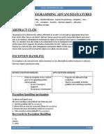 PDS 2 Unit 3 Notes