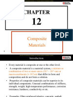 Chapter 12 Composite engineering material