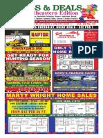 Steals & Deals Southeastern Edition 8-25-16