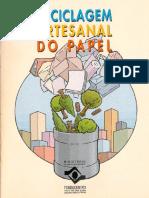 Reciclagem Artesanal Do Papel