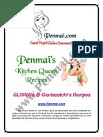 Gloria's Recipes PDF - Penmai's Kitchen Queen