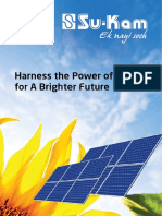 Solar Projects Brochure