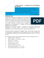 Technical Paper Presentation to the Ispon-nigeria