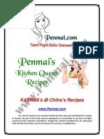 Kasri66 Recipes PDF - Penmai's Kitchen Queen