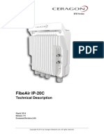 Ceragon FibeAir IP-20C Technical Description C7.5 ETSI Rev a.06