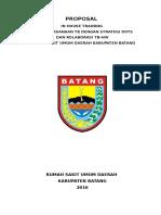 Proposal Penatalaksanaan Tb Dengan Strategi Dot Dan Kolaborasi Tb Hiv