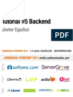 Tutorial 5 Backend