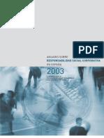 Anuario Responsabilidad Social Corporativa