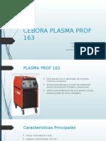 Cebora Plasma Prof 163