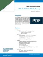 Atmel-42385-SAM-L21_Datasheet_Summary.pdf