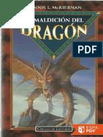 La Maldicion Del Dragon - Dennis L. McKiernan