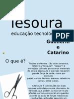 Tesoura PDF