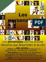 Los personajes.ppt