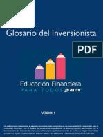 Glosario Del Inversionista