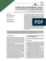 10170 Aerogeneradores i Funcionamiento y Marco Normativo de Prevencirn de Riesgos Laborales