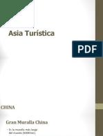 2.2 Asia Turística