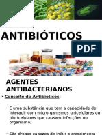 Slide_ 1º Seminário_ Antibióticos