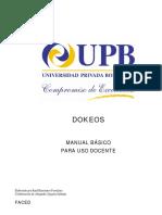 Manual Dokeos v2