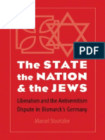 Stoetzler, The State, The Nation, The Jew