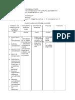 Planificarea Unitatii 1 de Invatare Contabilitate