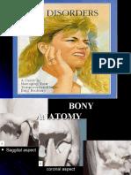 Temporo Mandibular Joint Disorder Oral Surgery