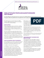 1_Risk Profiling Factsheet - Royal London