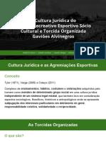 Cultura Jurídica - Gaviões Alvinegros
