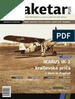 Ikarus IK-2 - Royal Story