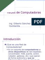 2. Redes de Computadoras