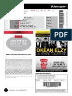 Oe Tickets