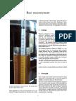 Beer Measurement
