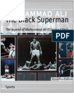 Muhammad Ali the Black Superman