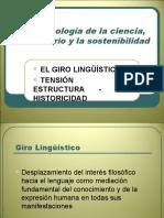 Giro Lingüístico Estructuralismo